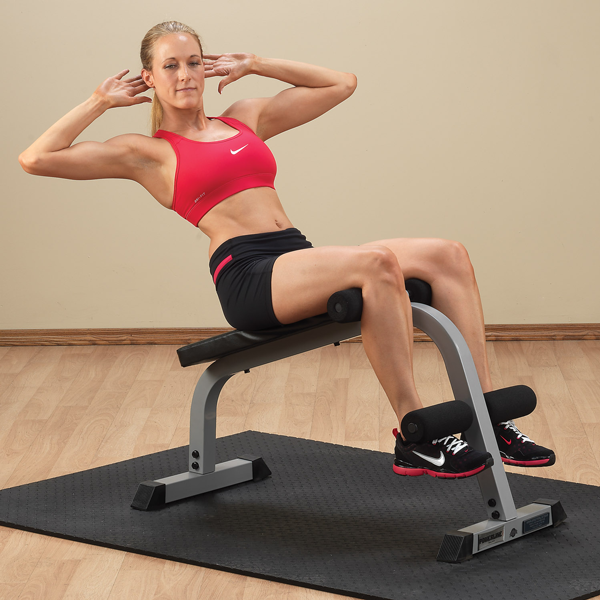 Body-Solid - POWERLINE SIT-UP BOARD