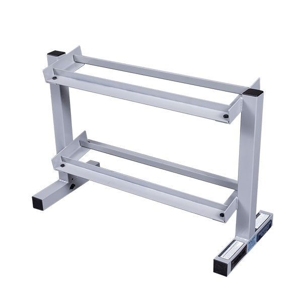 Body-Solid - Powerline Dumbbell Rack
