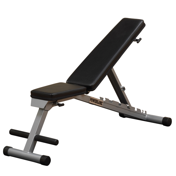 Body-Solid - Powerline fully assembled FID bench