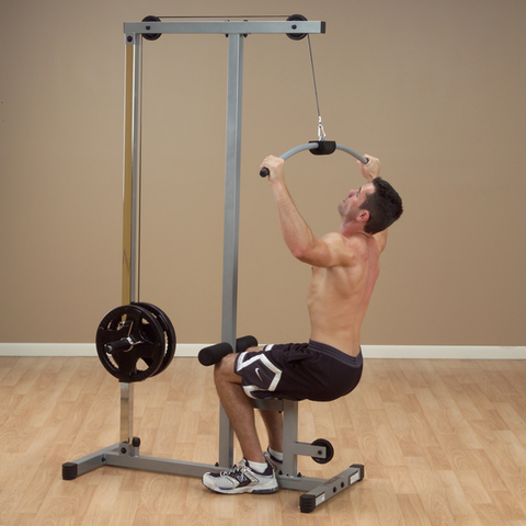 Body-Solid - POWERLINE LAT WITH LOW ROW
