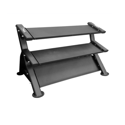 TAG 3 Tier Horizontal Dumbbell Rack - 5-75