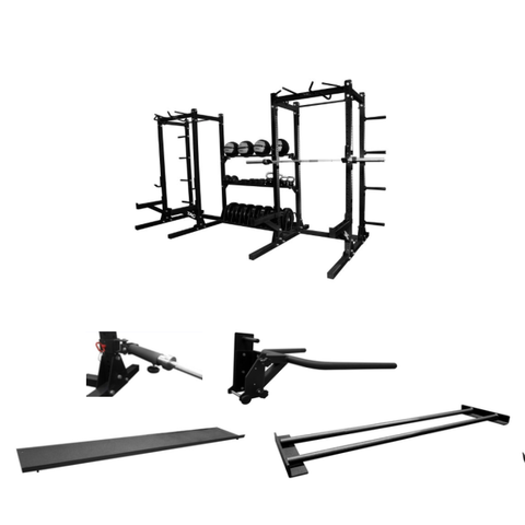 TAG Power Rack  1/2 Rack