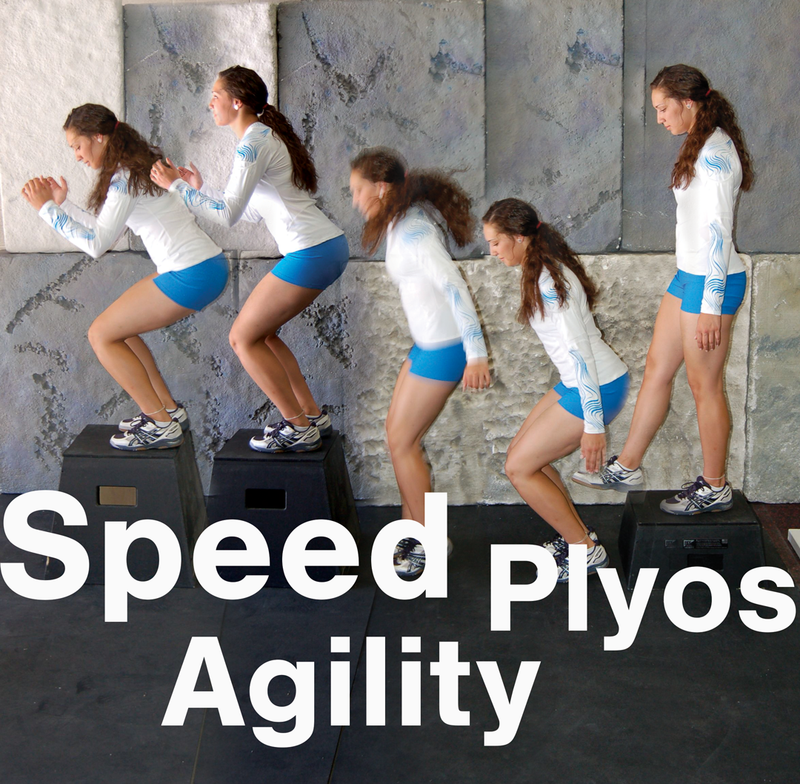 Speed Agility and Plyometric Camp