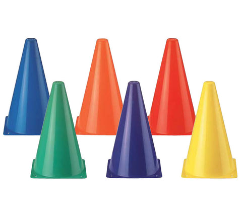 Rainbow Cones 6 Color Set