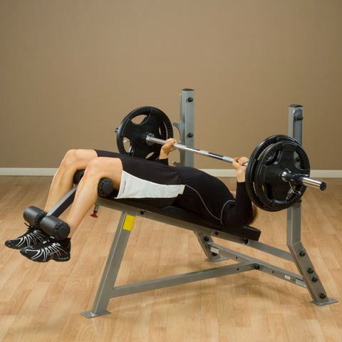 Body-Solid - PCL DECLINE OLYMPIC BENCH