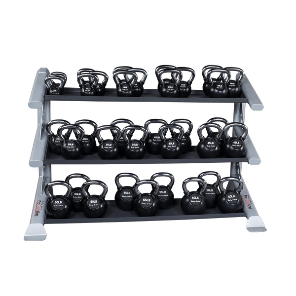 Body-Solid - PCL SDKR 3 Tier Kettlebell Rack