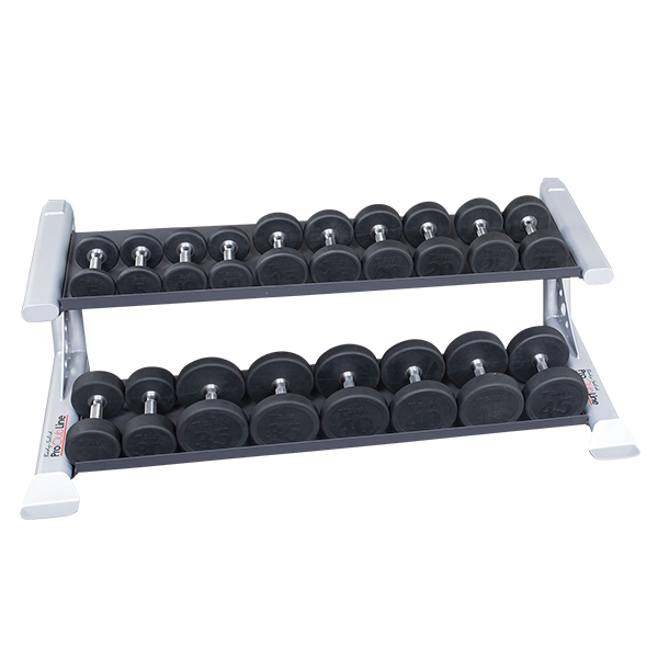 Body-Solid - PCL SDKR 2 Tier Dumbell Rack