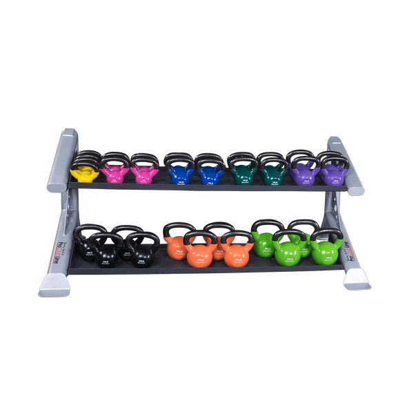 Body-Solid - PCL SDKR 2 Tier Kettlebell Rack