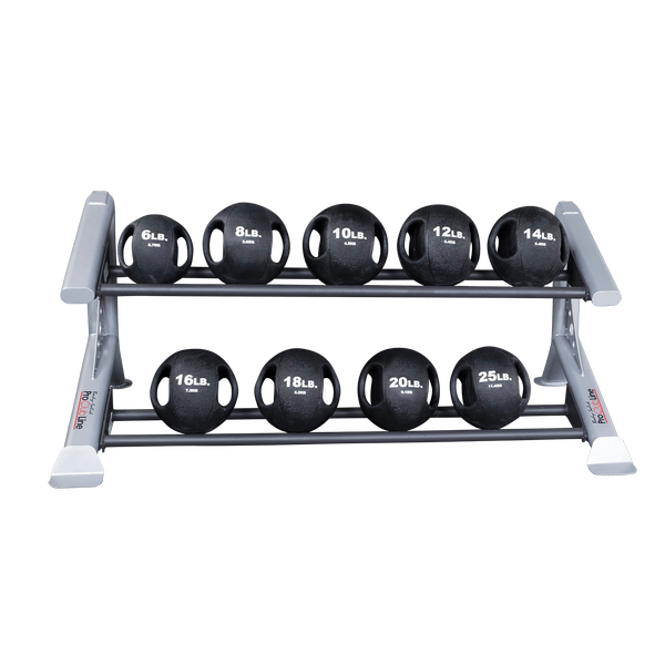 Body-Solid - PCL SDKR 2 Tier Med Ball Rack