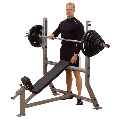 Body-Solid - PCL OLY INCLINE BENCH