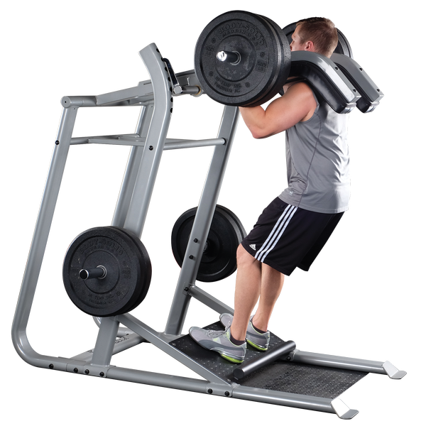 Body-Solid - PROCLUBLINE LEVERAGE CALF SQUAT
