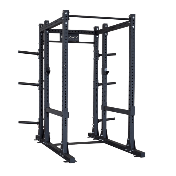Body-Solid - PCL Power Rack Base Rack SPR1000 and Extension