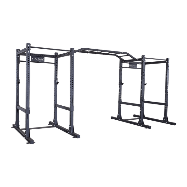 Body-Solid - PCL Power Rack Double SPR1000 w. Monkey Bar