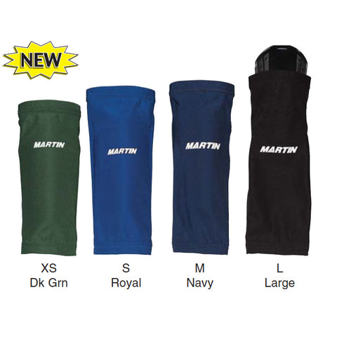 Shin Guards-Sleeve Style