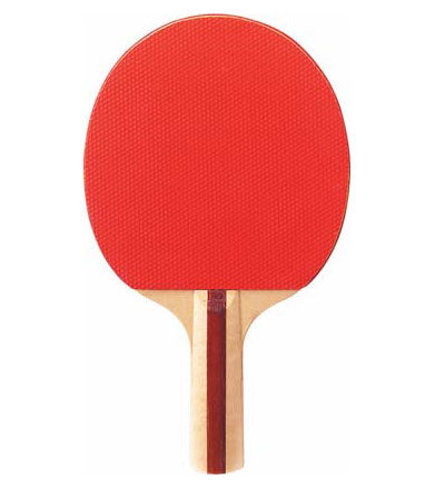 Table Tennis Rackets-Sponge and Pips out Rubber