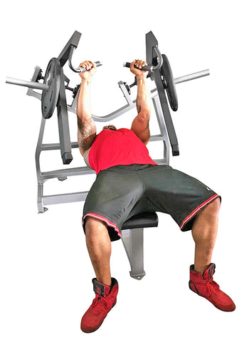 Horizontal Bench Press Muscle D Lever Line