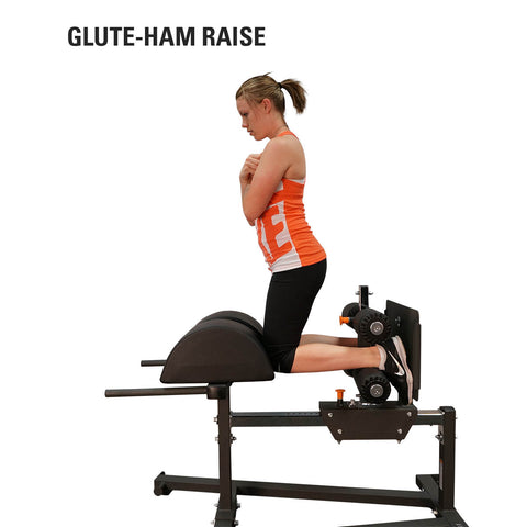 Torque X-SERIES - Glute Ham Developer