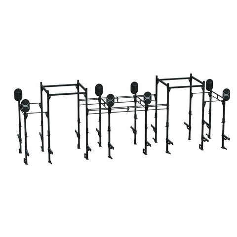 Torque X-RACK ATHLETIC - 34 X 6 Foot Pull-Up Rack - X1 Package