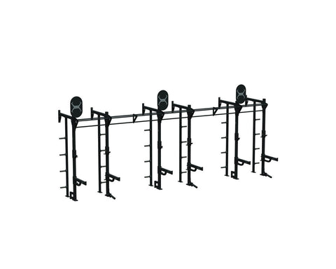 Torque X-RACK ATHLETIC - 24 X 4 Storage Wall Mount Rack