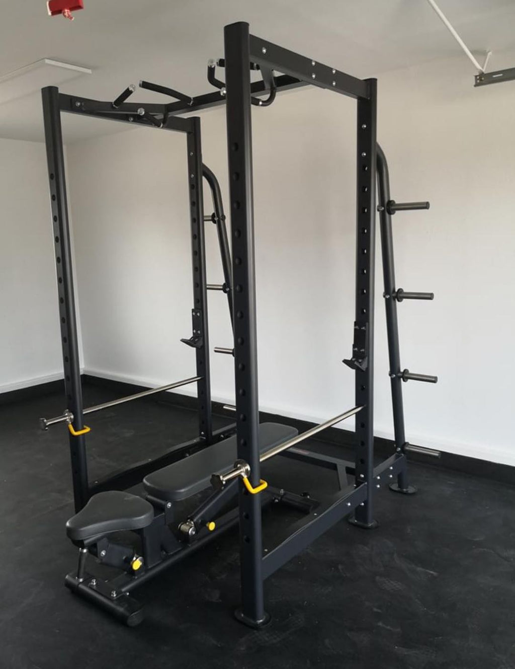 BodyKore Signature Series – Squat Rack Power Cage- G256