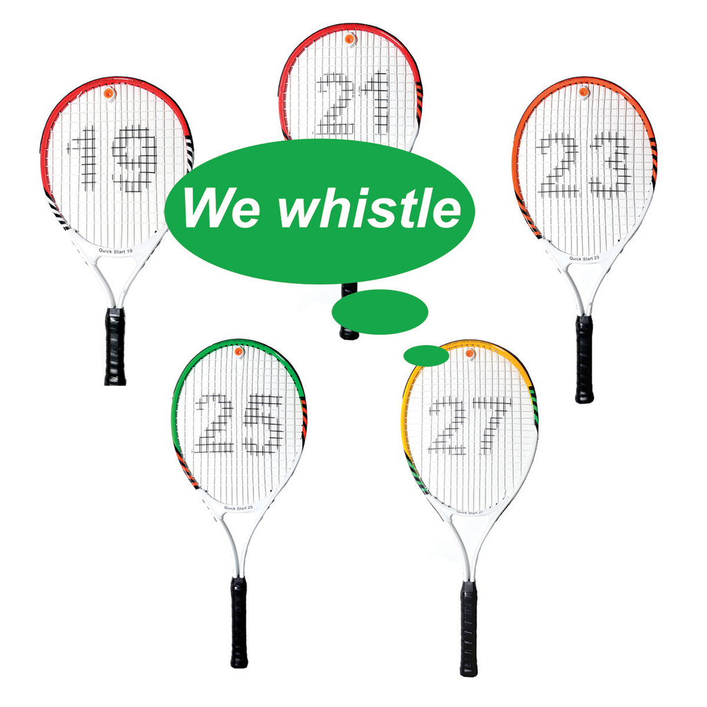 Quick Start 19 Whistler Junior Racquet