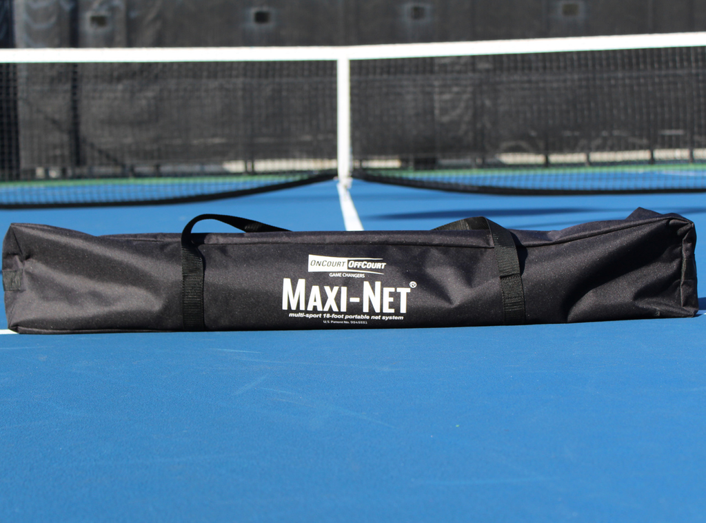 Maxi-Net - 18' Oval design
