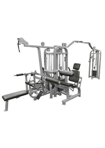 Compact Multi Gym 5 Stack - Muscle D