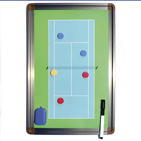 Magnetic & Dry Erase Coach's Board