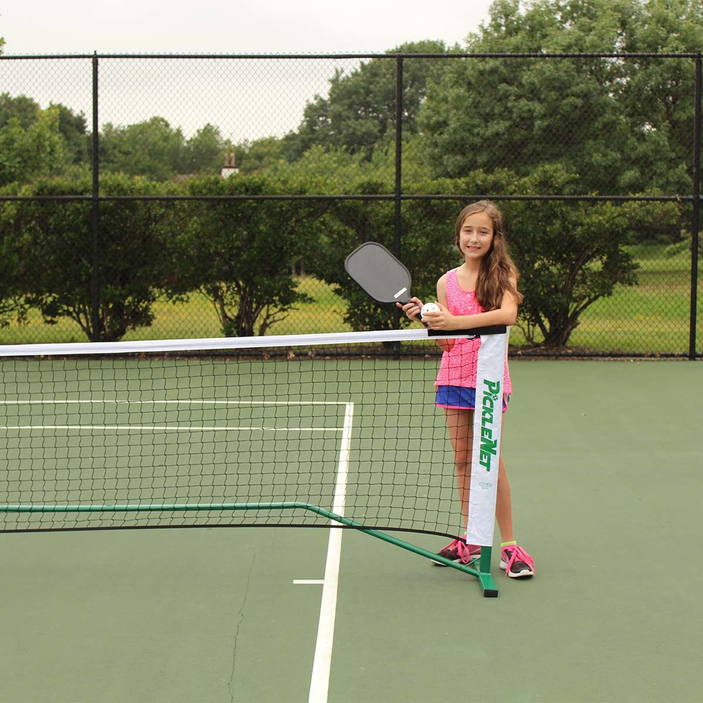 PickleNet - Pickleball Net System