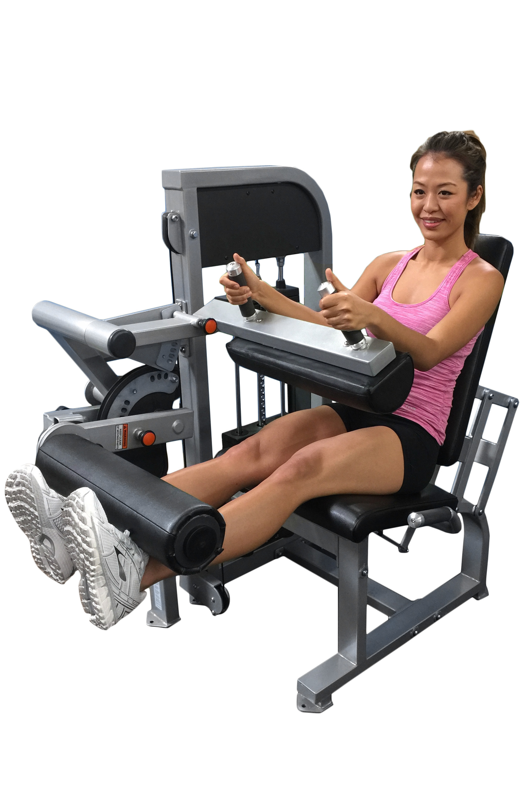 Leg Extension/Seated Leg Curl Combo - MD DUAL FUNCTION LINE
