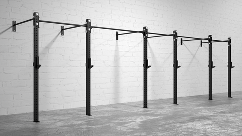American Barbell 3X3 Series 24' Wall Mount