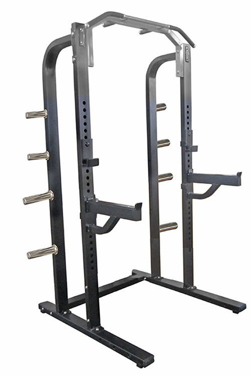 Muscle D Compact Half Rack