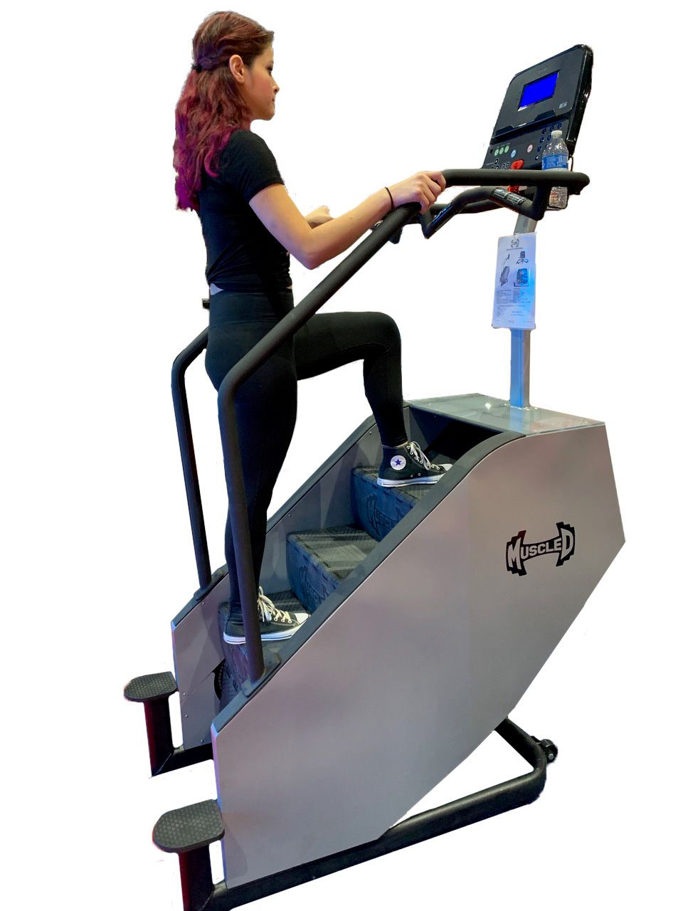 Muscle Stepper Commercial Stair Climber - Muscle D