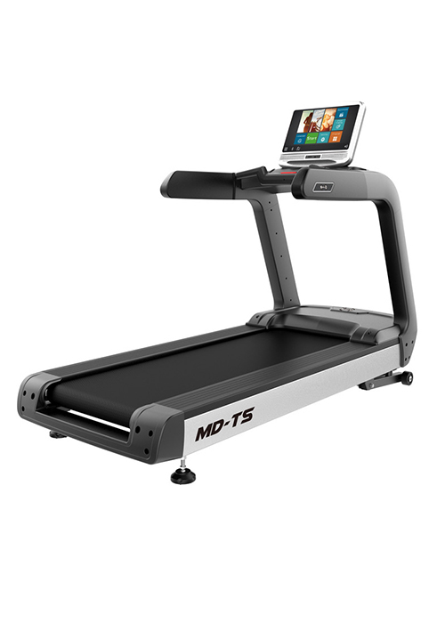 Touch Screen Treadmill