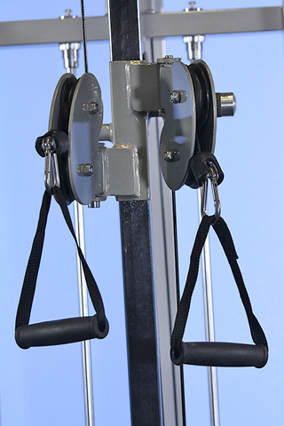 Hi/Low Pulley Combo - MD DUAL FUNCTION LINE