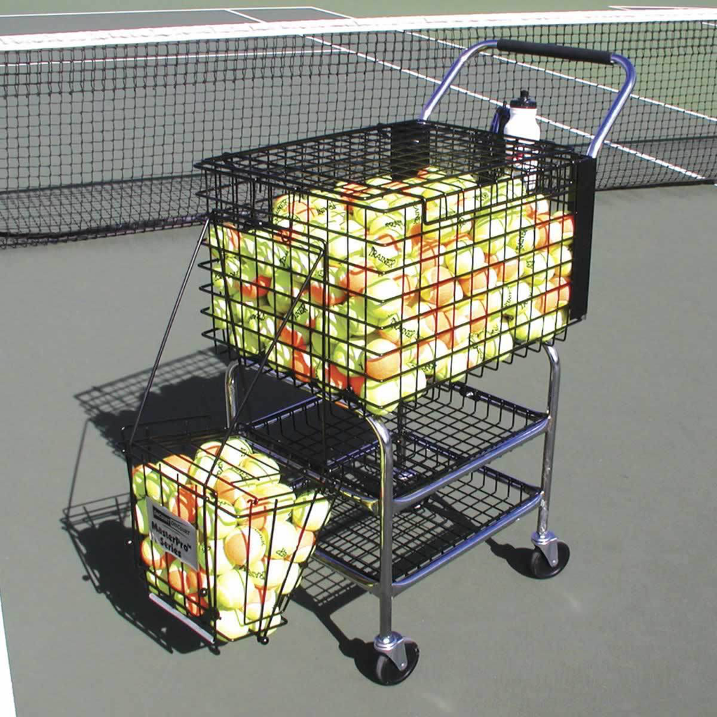 Deluxe Club Cart w/ Cover & Mesh Divider