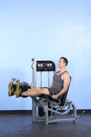 Leg Extension/Prone Leg Curl Combo - MD DUAL FUNCTION LINE