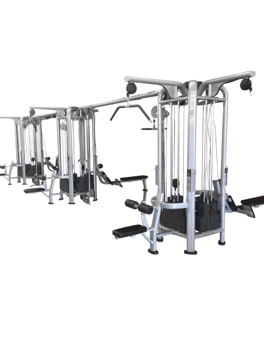 Deluxe 12 Stack Jungle Gym Version A - Muscle D