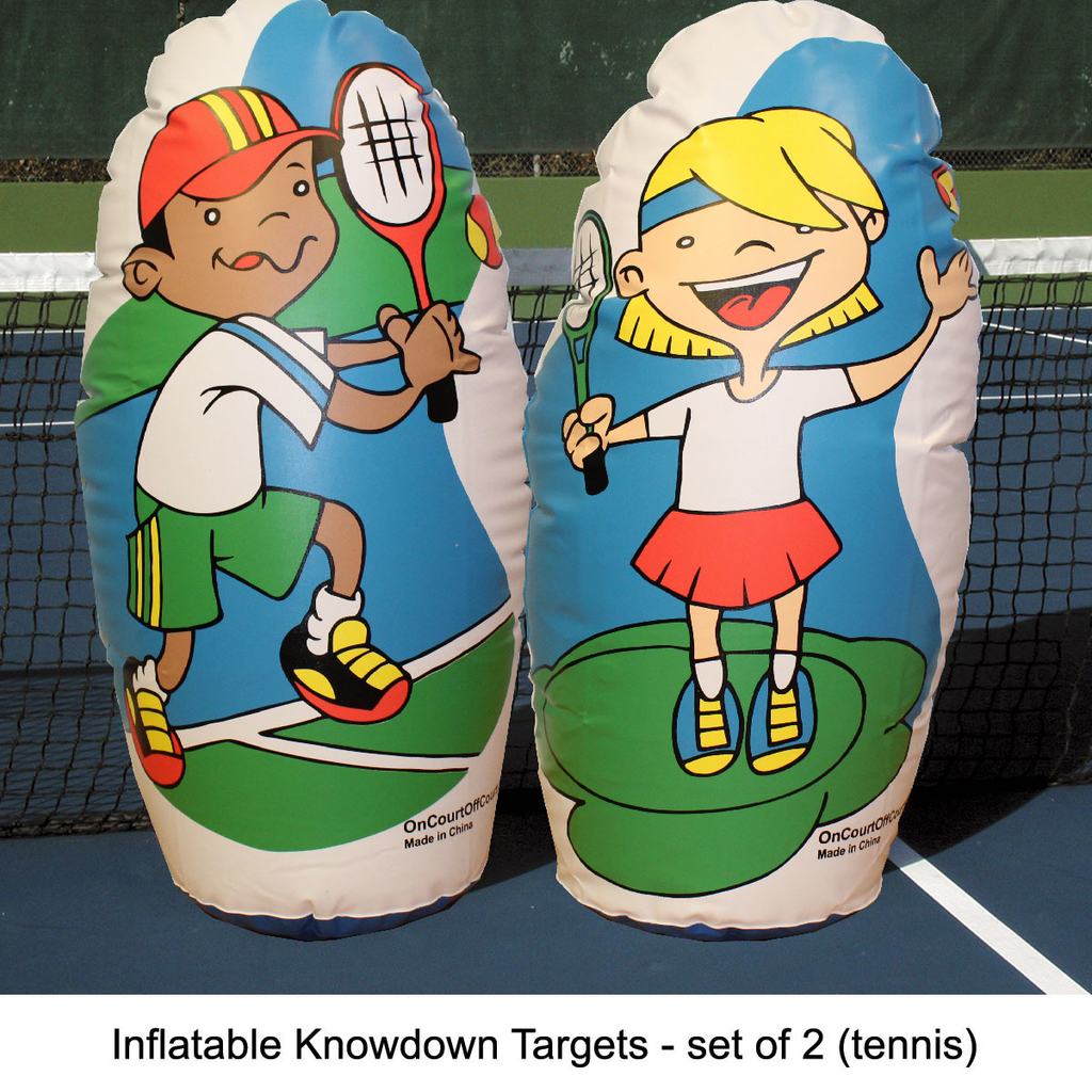 Inflatable Knockdown Targets - Set of 2