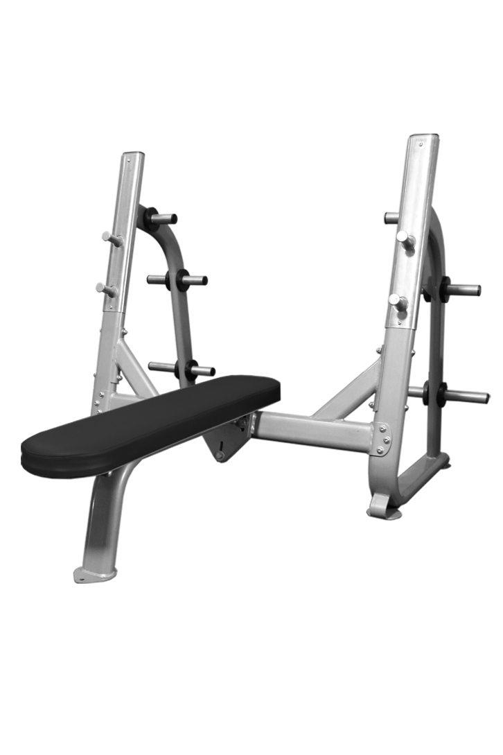 Olympic Flat Bench - Elite Series - Muscle D