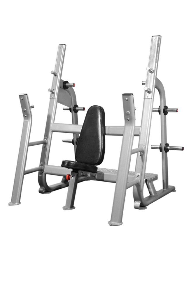 Olympic Military Bench - Elite Series - Muscle D