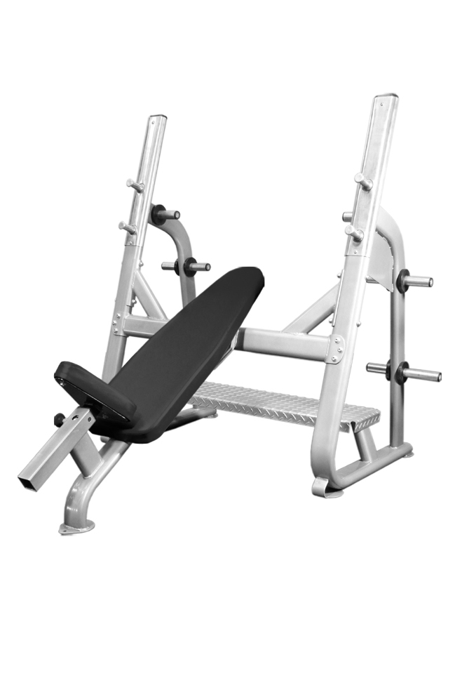Olympic Incline Bench - Elite Series - Muscle D
