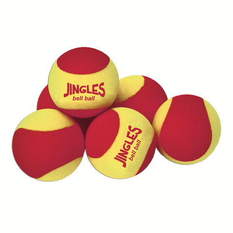 Jingles Bell Balls- Set of 12