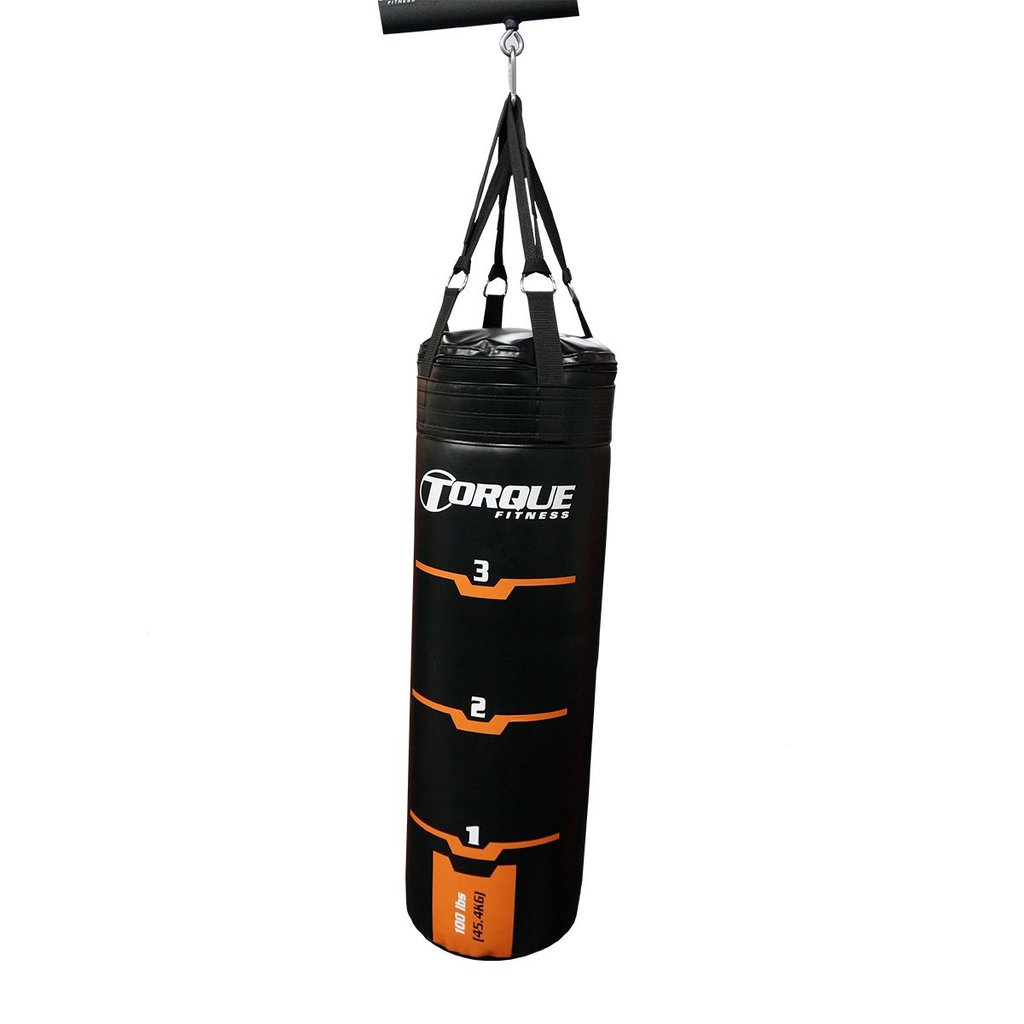 Torque Heavy Bag, Torque 100 LB (45.4 KG) [Ships from USA]