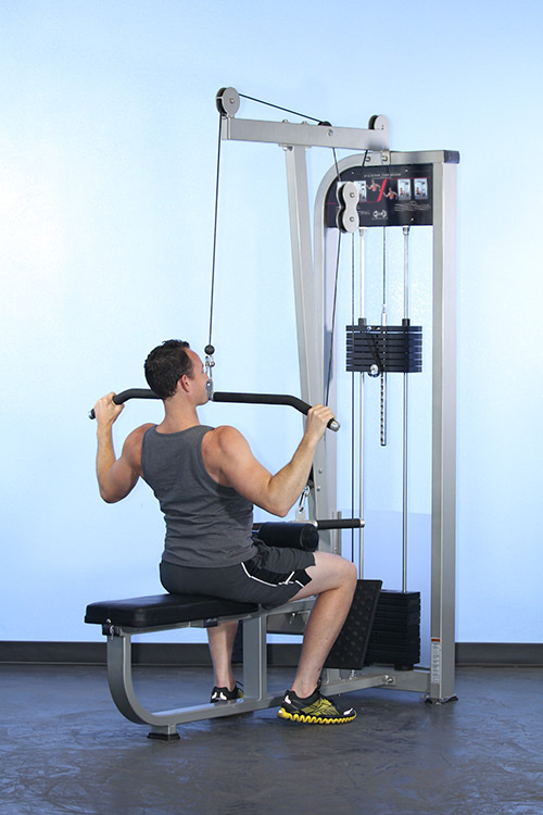 Lat/Low Row Combo - MD DUAL FUNCTION LINE