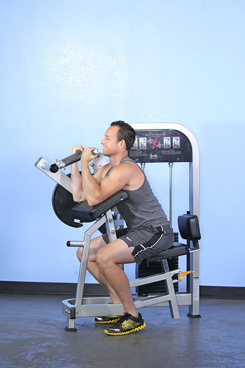 Bicep/Tricep Combo - MD DUAL FUNCTION LINE