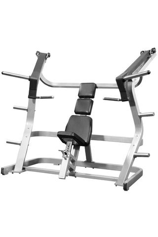 Iso Lateral Incline Chest Press - Muscle D