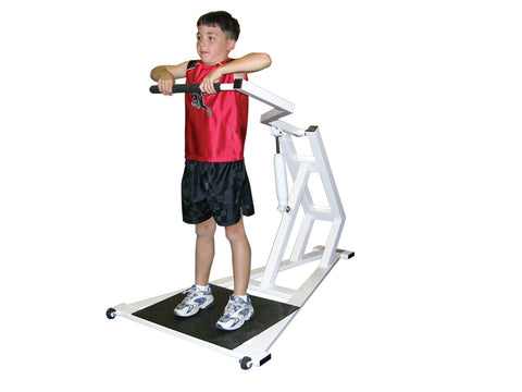 Hydraulic Elementary - Upright Row / Tricep Pushdown