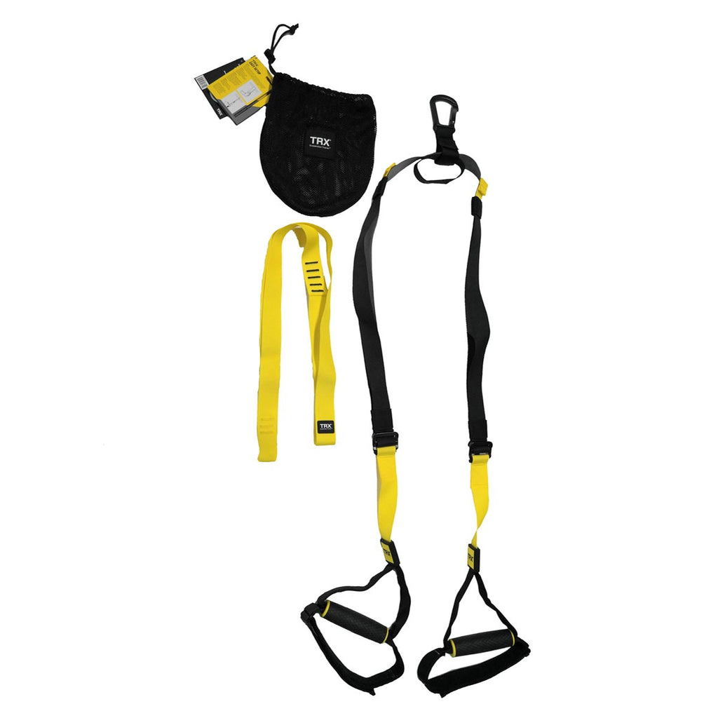 Torque INDIVIDUAL ACCESSORIES - Commercial Suspension Trainer (Rubber Handles, Locking Carabiner)