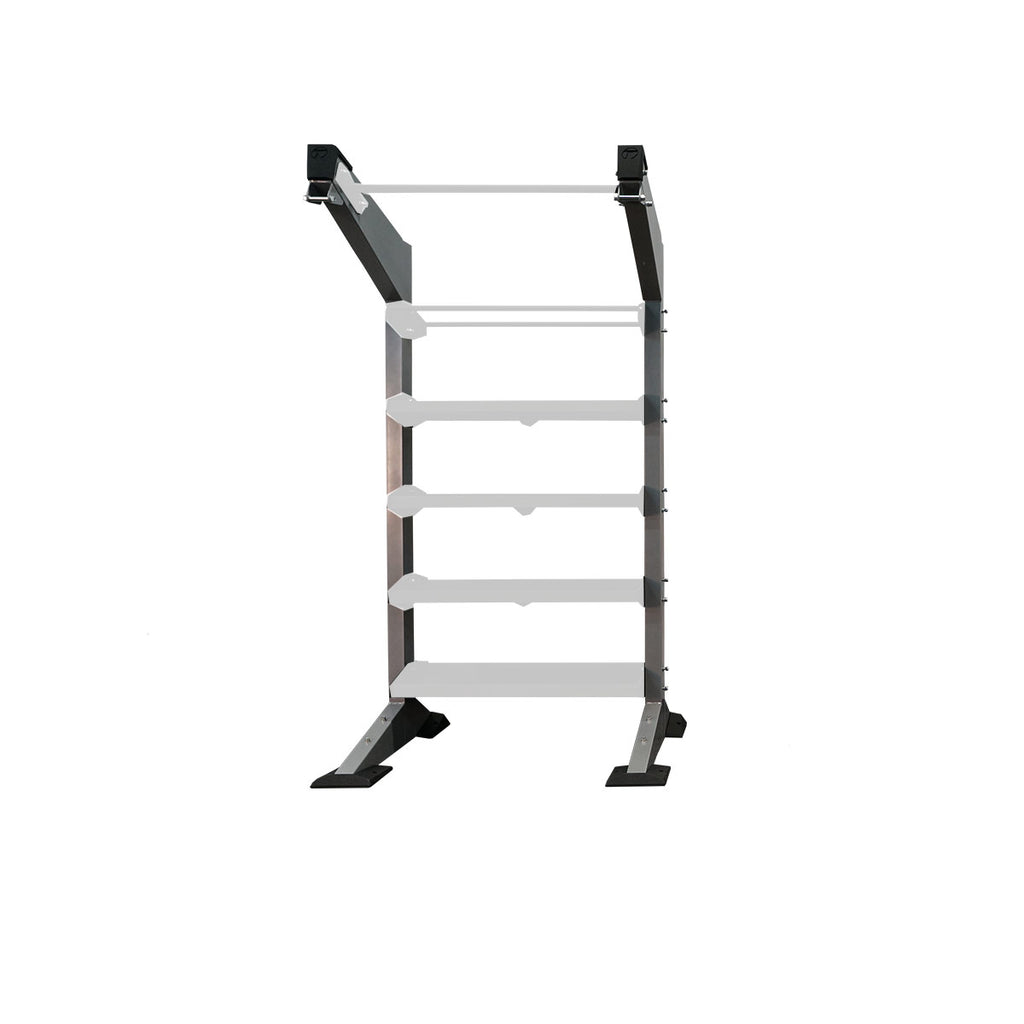 Torque X-SERIES COMPONENTS - 8 Foot Upright, Platinum 2